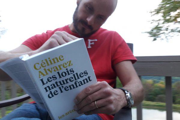 Céline Alvarez - les lois naturelles de l'enfant - John Rizzo